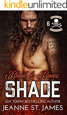 Blood & Bones: Shade (Blood Fury MC Book 6)