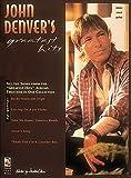 John Denver's Greatest Hits, John Denver, 0895249146