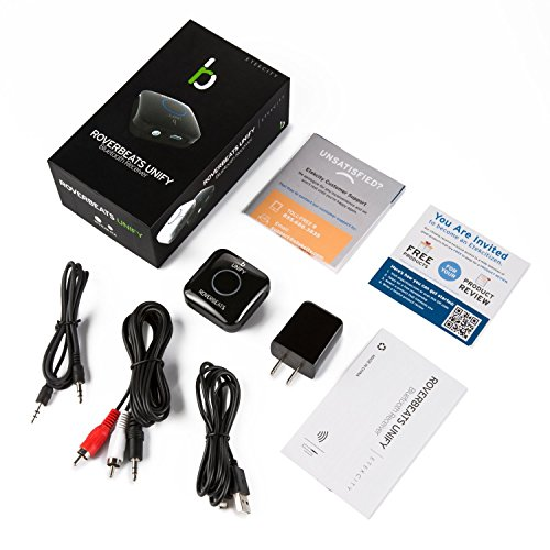 Etekcity Wireless Bluetooth 4.0 Receiver Audio Adapter (NFC-Enabled) for Sound System by Etekcity (Image #7)