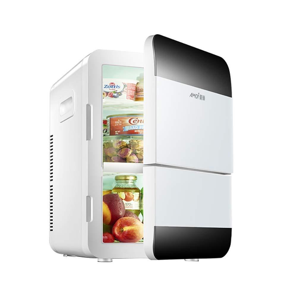 Kievy Refrigerador del Coche Compacto 20L Doble- Núcleo ...