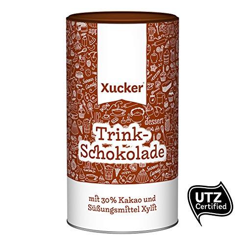 Xucker Trink-Schokolade mit Xylit, 1er Pack (1 x 700 g)