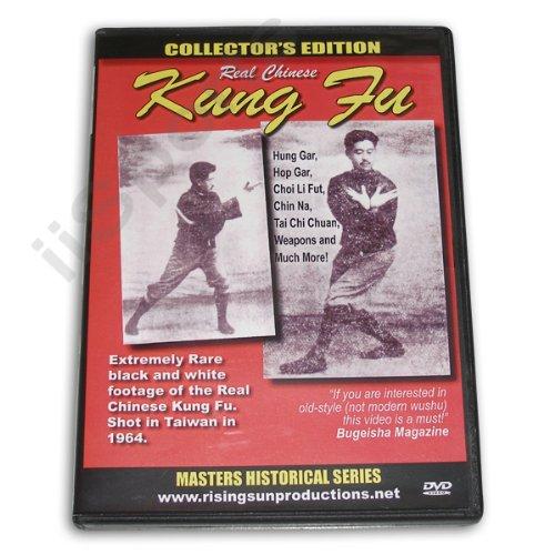 1964 Chinese Kung Fu Masters DVD George Mattson Weapons Hop Gar Choy Li Fut Hung Chin Na Monkey Drunken Sabers