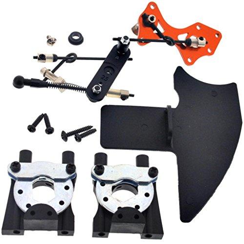 Hpi Brake Disk - HPI 1/8 Trophy Buggy 3.5 DISC BRAKE, PADS, CALIPER, CAMS, LINKAGE & DIFF MOUNT
