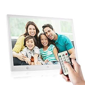Amazon.com: Andoer 15 Inch Large Screen LED Digital Photo
