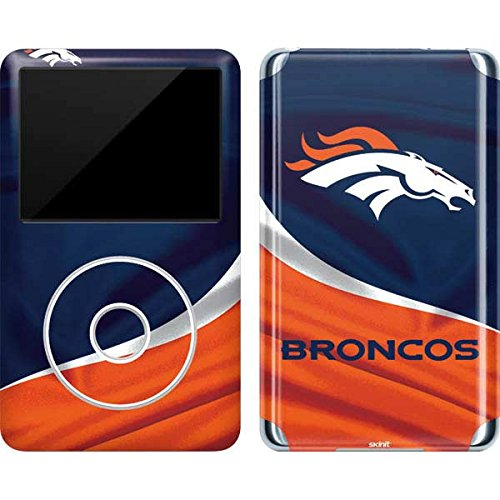 Ipod Classic Device Skin - Skinit Protective Skin for iPod Classic 6G (NFL Denver Broncos Logo)