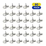 Shelf Pins 5mm Bracket Pegs Cabinet Shelf Support Pegs
