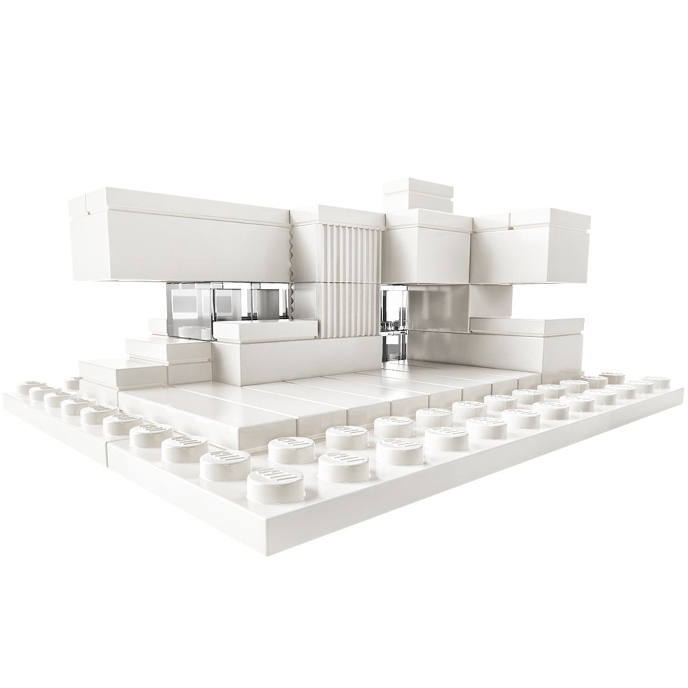 LEGO Architecture Studio 21050 Building Blocks Set by LEGO (Image #2)