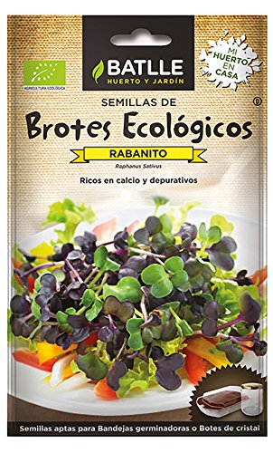 Semillas Ecológicas Bortes Brotes Mix Eco ENERGETICOS Batlle + ...