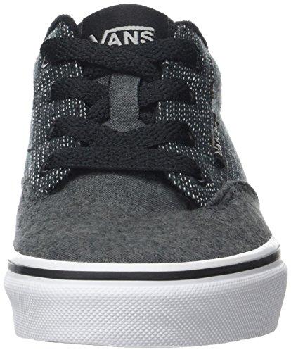 VansYt Winston - Zapatillas para chico Gris (Mixed)