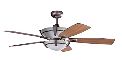 Kendal lighting ac14052 obb calavera 52 inch 5 blade 7 light ceiling kendal lighting ac14052 obb calavera 52 inch 5 blade 7 light ceiling fan aloadofball Images