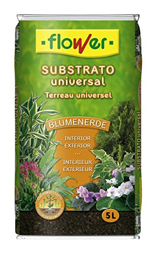 Flower Blumenerde 420 Potting Soil 5 L