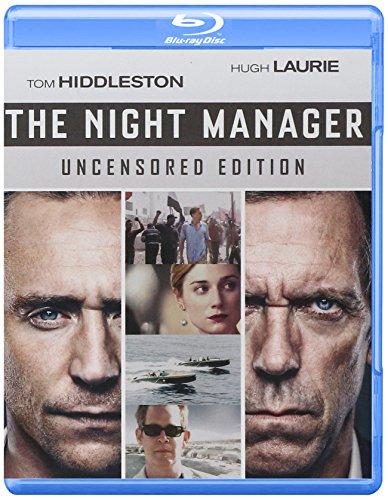 The Night Manager- Season 01 [Blu-ray]