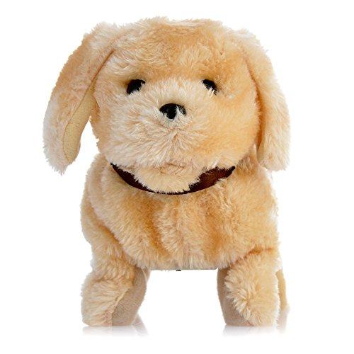 Toysery Chihuahua Puppy Plush Dog Toy Walking Barking ...