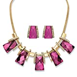 Best Palm Beach Jewelry Statement Necklaces - Palm Beach Jewelry Gold Tone Button Earrings Review