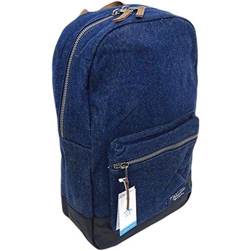 Bolso marino hombro bag Navy Poliéster para Penguin única azul hombre azul 413 Penguin 6116 Original Talla de al wYZgpU