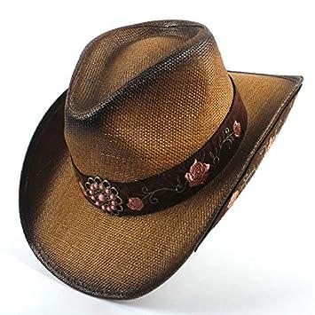 OLI Sombreros Mujeres Hombres Sombrero para Papá Caballero ...