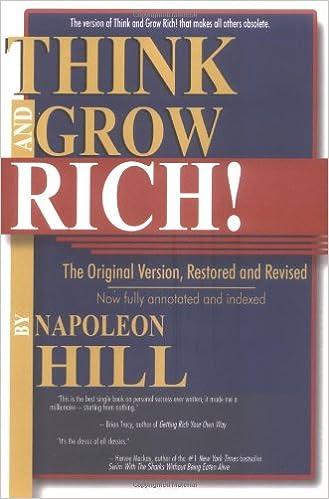 Think and Grow Rich!: The Original Version, Restored & Revised price comparison at Flipkart, Amazon, Crossword, Uread, Bookadda, Landmark, Homeshop18