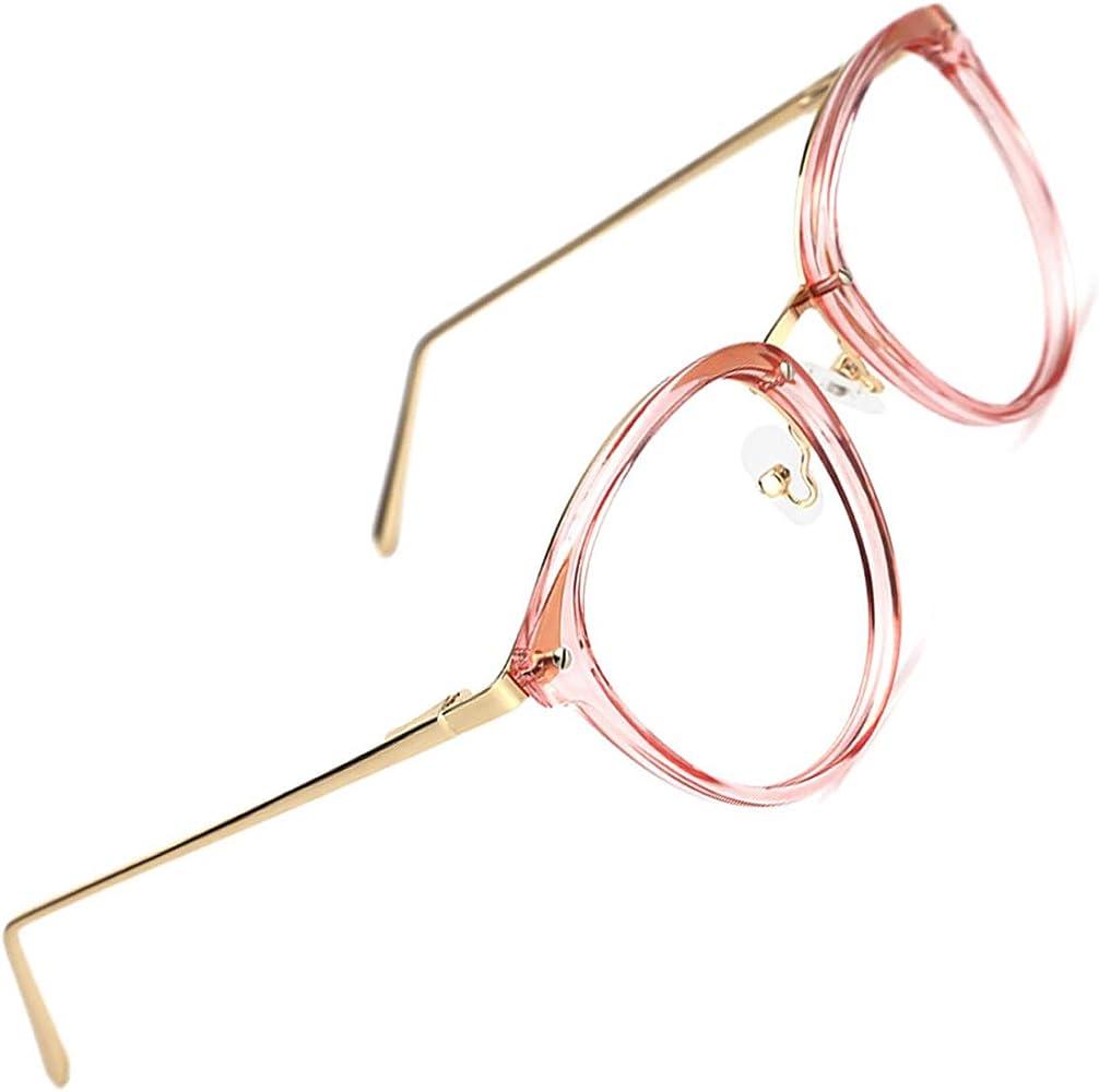 a98724d1c5 Lunette de Vue Monture de Lunette d'écaille lunettes vintage et verres  transparents pour femme et homme