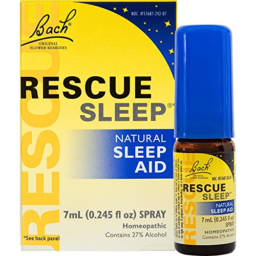 Nelson Bach USA - Rescue Remedy Sleep, 7 Milliliter liquid