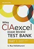 img - for Wiley CIAexcel Exam Review 2018 Test Bank: Part 1, Internal Audit Basics (Wiley CIA Exam Review Series) book / textbook / text book