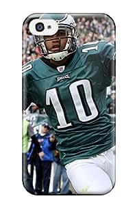 Iphone 4/4s Case Slim [ultra Fit] Philadelphia Eagles Protective Case Cover