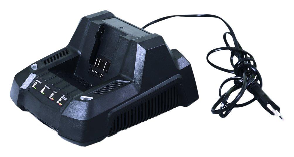 Ikra 40 V batteria caricabatteria rapido Stazione di Ricarica con LED visualizzazione frontale (Veloce) R3-360-3A-02