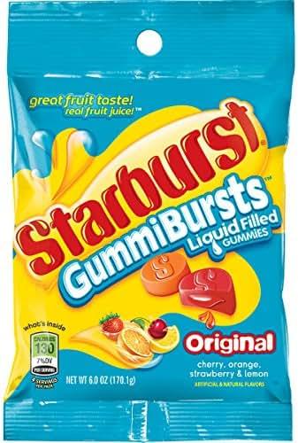 Gummy Candies: Starburst GummiBursts