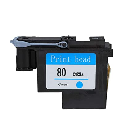 Amazon com: fosa Printhead for HP80 Designjet 1000/1050