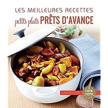 MEILLEURES RECETTES PLATS PRÊTS D'AVANCE (LES)