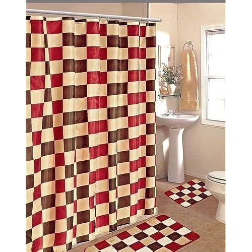 girly shower curtains. Black Bedroom Furniture Sets. Home Design Ideas