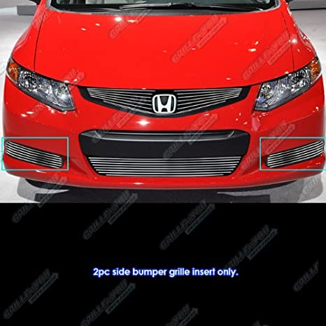 Amazon Aps Fits 2012 2013 Honda Civic Coupesi Fog Light Cover