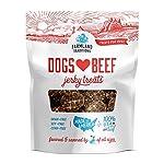 51lj62k%2BqAL. SS150  - Filler Free Premium Jerky Treats for Dogs