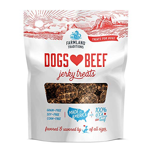 51lj62k%2BqAL. SS500  - Filler Free Premium Jerky Treats for Dogs