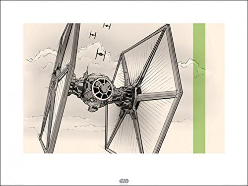 1art1 Star Wars Poster Reproduction Le Réveil De La Force