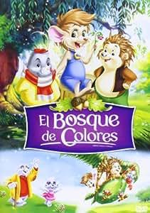 El bosque de colores [DVD]