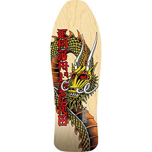 - Bones Brigade Cab 11th Series Skateboard Deck -10x30 Natural - Assembled AS Complete Skateboard
