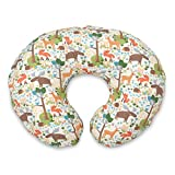 Boppy Original Nursing Pillow Cover, Earth Tone Woodland, Cotton Blend Fabric with Allover Fashion, Fits All Boppy Nursing Pillows and Positioners