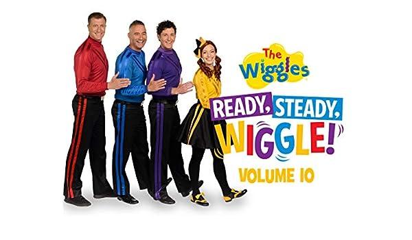 Amazon com: Watch The Wiggles: Ready Steady Wiggle Volume 10