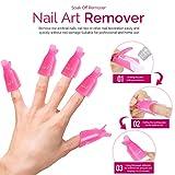 Teenitor Nail Polish Gel Remover Tools Kit with