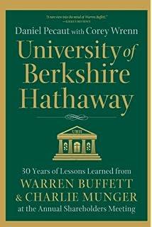 Berkshire Hathaway Letters to holders Warren Buffett Max
