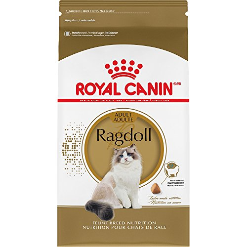 Royal Canin BREED HEALTH NUTRITION Ragdoll dry cat food, 7-Pound by Royal Canin (Image #6)