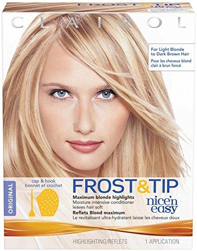 Price comparison product image Clairol Nice 'n Easy Frost & Tip, Original