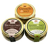 Casina Rossa 3 Pack Salts - Truffle / Saffron / Fennel