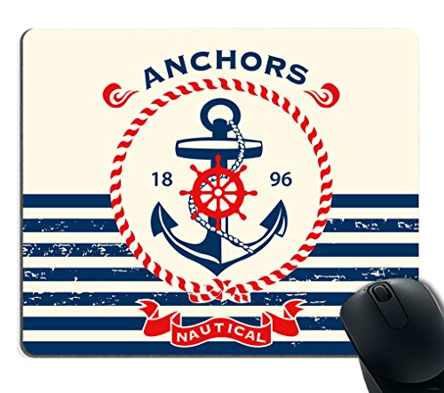 smooffly-vintage-retro-nautical-anchor-mouse-pad