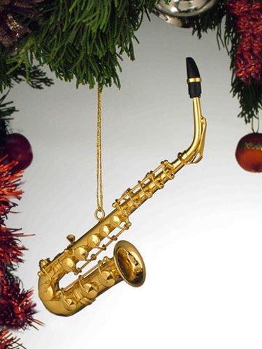 Amazon.com: Saxophone Christmas Ornament: Home & Kitchen