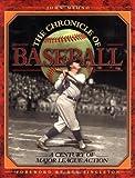 The Chronicle of Baseball, John Mehno, 1842220691