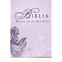 Biblia Mujer en el Espíritu (Tapa dura): Reina-Valera 1960