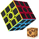 Magic Cube, Splaks Magic Cube 3x3x3 Smooth Speed Magic Cube Puzzle and Easy Turning ,Super Durable with Vivid Colors for Brain Training Game or