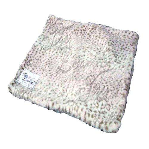 Favorite Pet Products Tiger Dreamz Luxury Bed 39 by 30, Pink Leopard ()
