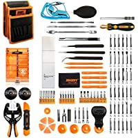 Jakemy Screwdriver Set, 99 in 1 with 50 Magnetic...